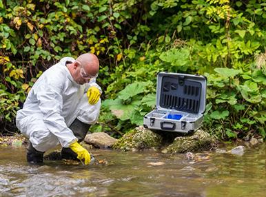 水质环境检测