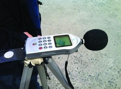 贵阳噪声监测