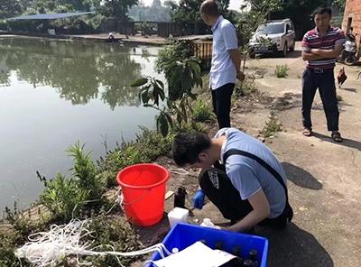 鱼塘水质监测